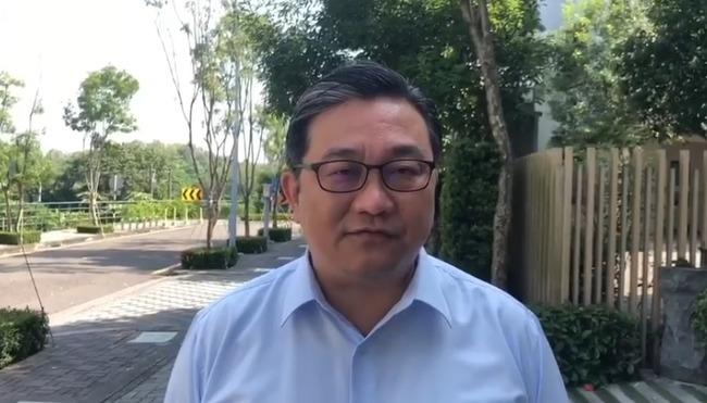 蘇起憂「中國不再把台當親人看」王定宇酸:把家暴當常態? | 華視新聞