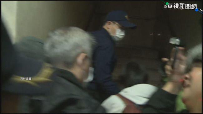 張綱維聲請停押 北院裁准1億元交保   華視新聞