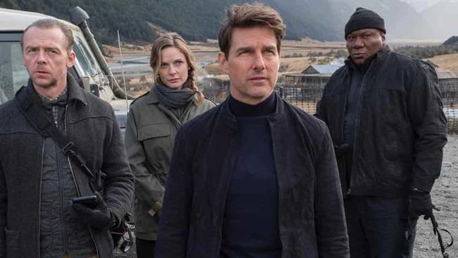 《不可能的任務7》復工爆群聚 劇組12人確診染疫 | 華視新聞