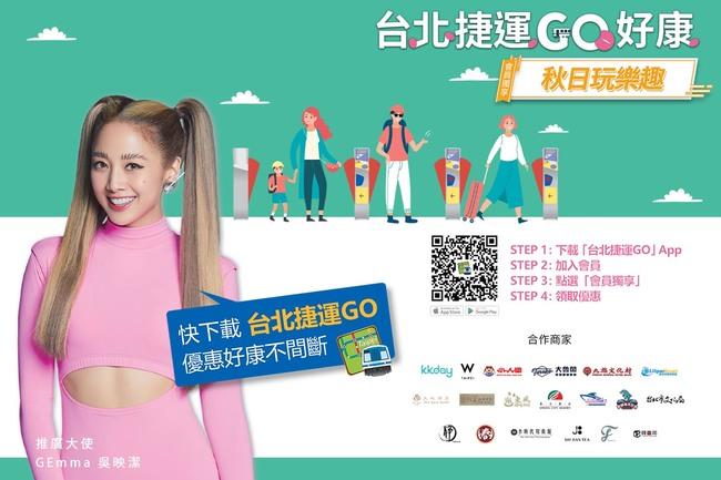 吃喝玩樂「台北捷運App」全包了!超多優惠先搶先贏 | 華視新聞