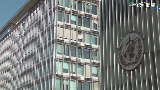 IPAC挺台參與世界衛生大會 外交部:誠摯感謝   華視新聞