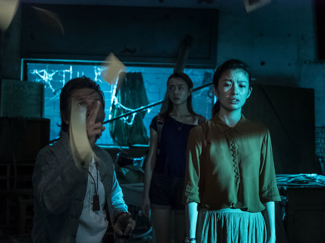 鬼片《杏林醫院》12/31上映 鄧福如勾魂獻唱主題曲 | 華視新聞
