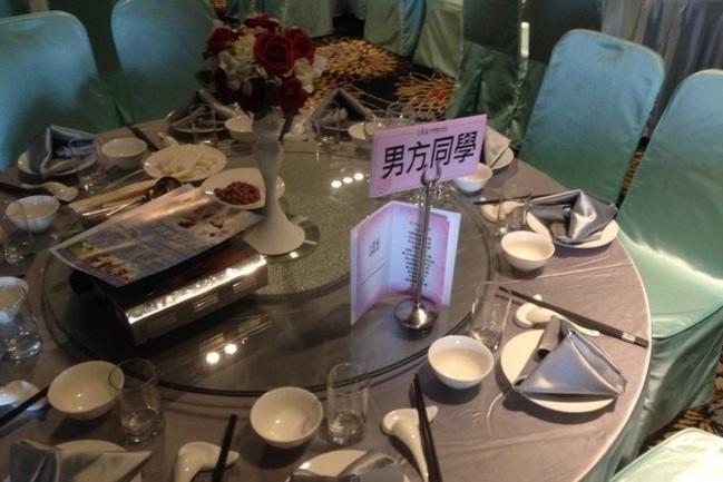 婚宴菜單寫「鴛鴦喜築愛蜜巢」 他無奈問:誰知道吃什麼?   華視新聞
