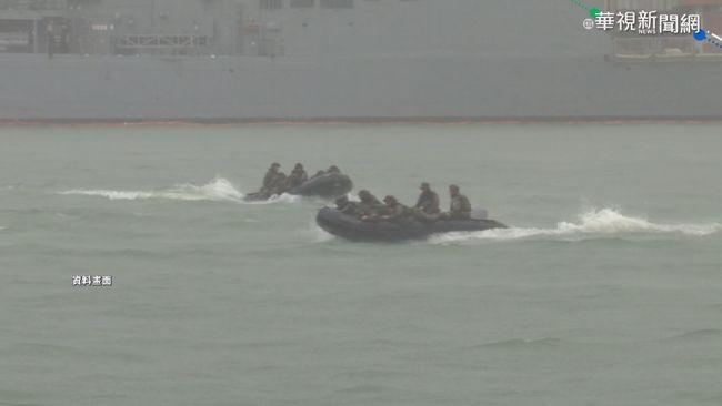 海軍證實美陸戰隊抵台 教作戰1個月   華視新聞