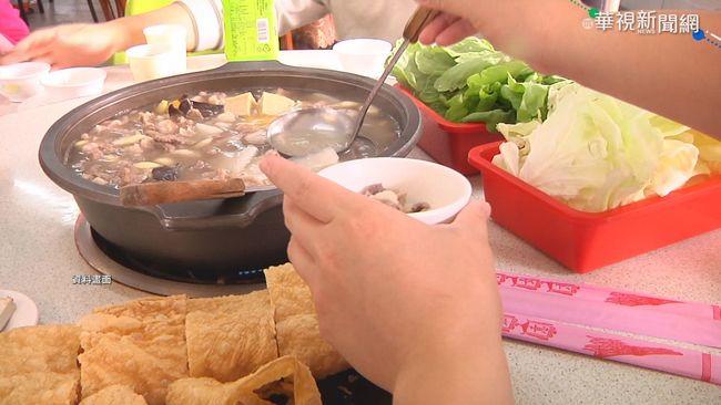 吃羊肉爐反映餐沒送齊 竟被店員「撈鍋」檢查 | 華視新聞