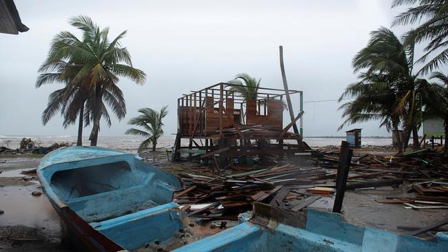182年來最強大颶風!「約塔」重擊尼加拉瓜 | 華視新聞