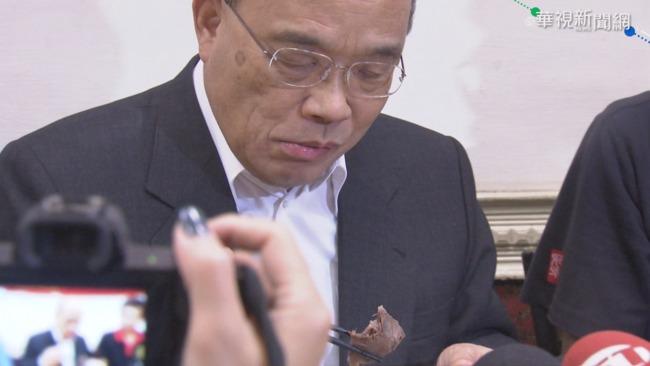 政院爭議頻傳 蘇貞昌引《鬼滅》:為守護國家拼命站起 | 華視新聞