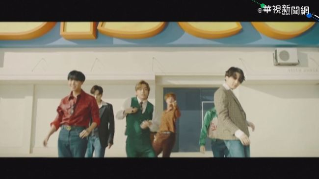 南韓歌手第一團 BTS首度入圍葛萊美 | 華視新聞