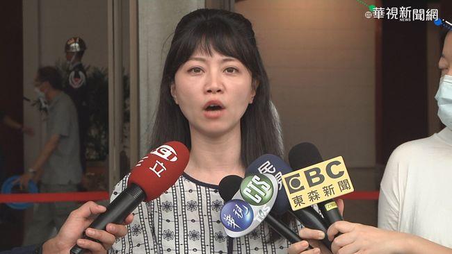 再被爆「搶餅乾、買綠水鬼」 高嘉瑜嘆:一堆人來蹭聲量 | 華視新聞