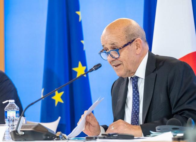 法國外交部長力挺台灣 支持台出席下屆WHA   華視新聞