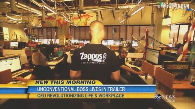 訪家人遇火警 Zappos台裔創辦人身亡 | 華視新聞