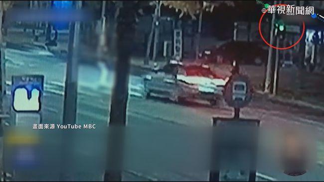 台女赴韓留學遇酒駕亡 撞擊瞬間曝光 | 華視新聞