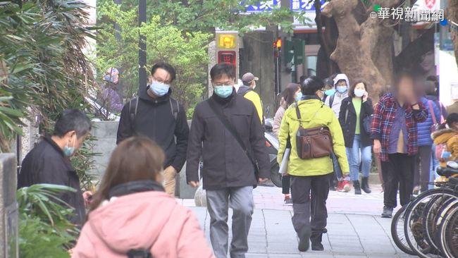 冷空氣「一波接一波」!5縣市大雨特報 低溫下探15度 | 華視新聞