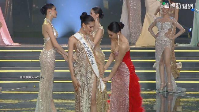 泰國跨性別選美決賽 1500萬觀眾爭睹 | 華視新聞