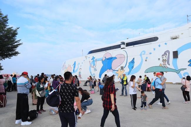 2小時從安平到澎湖!「麗娜輪」春節開航 票價公布   華視新聞
