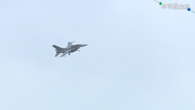 F-16失事因「臨時改單人座機」?空軍司令部駁斥 | 華視新聞