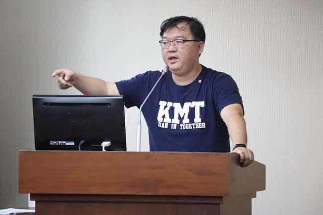 藍委爆:黑韓產業鏈已經改組成「黑蔣國家隊」   華視新聞