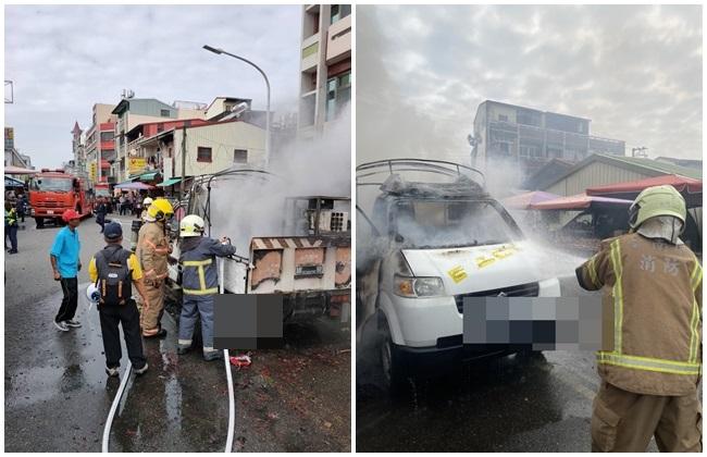 廟會遶境火燒車1女童亡 民政局這樣說   華視新聞