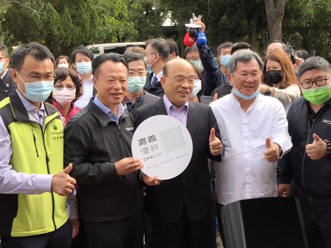 嘉義縣肉品市場現代化 農委會:力挺台灣養豬產業   華視新聞