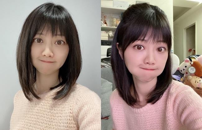 高嘉瑜剪短仍綁公主頭原因曝:髮型師可能很氣餒 | 華視新聞