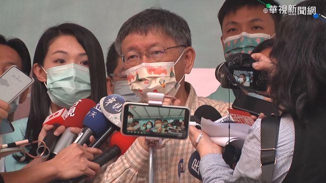 青山宮遶境鞭炮放整晚惹怨 柯文哲:會開檢討會 | 華視新聞