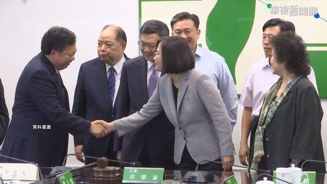 黨籍立委爭百里侯 綠營布局2022選戰   華視新聞