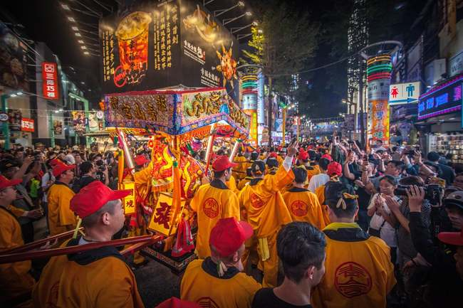 青山宮遶境鞭炮狂炸惹怨 北市府祭3手段規範   華視新聞