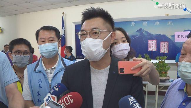 彭文正談言論自由 民進黨:江啟臣敢背書? | 華視新聞