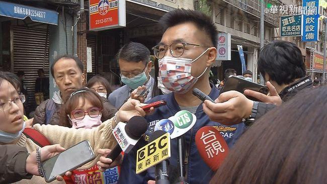 彭文正國民黨演講遭批 江啟臣轟民進黨:言論自由?   華視新聞