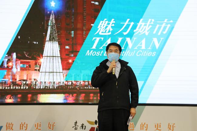 疫情下觀光不減反增! 台南新增旅宿業冠六都 | 華視新聞