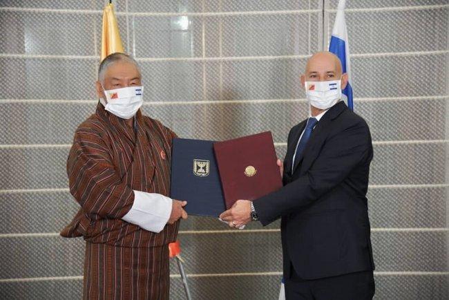 以色列宣布與不丹王國建交! 擴展外交承認圈 | 華視新聞