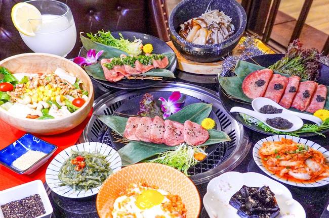 吃燒肉秀紙本三倍券 不限人數整桌「爽吃大干貝」 | 華視新聞