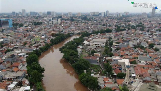 印尼全球第四大國 暖化導致首都下沉 | 華視新聞