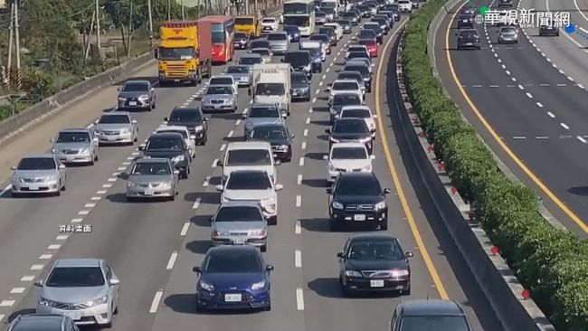 跨年花東塞爆 公路總局:比平常多塞2小時 | 華視新聞