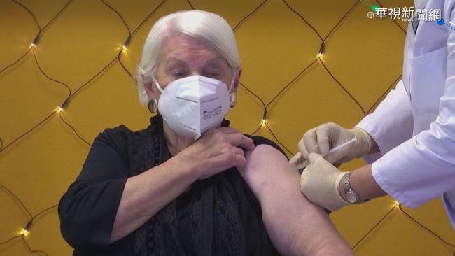 歐盟開打新冠疫苗 長者.醫護優先接種 | 華視新聞