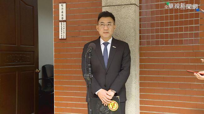 不配合萊豬政策縣市長恐被撤職? 江啟臣:做好抗威權準備 | 華視新聞