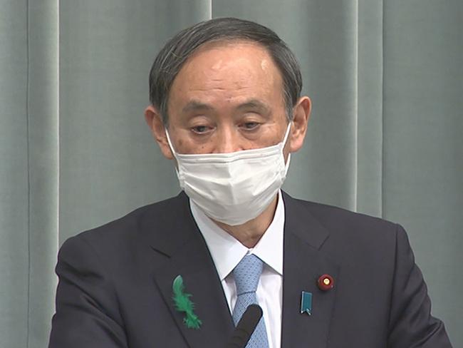 快訊》日本疫情近失控 傳菅義偉將宣布緊急狀態   華視新聞