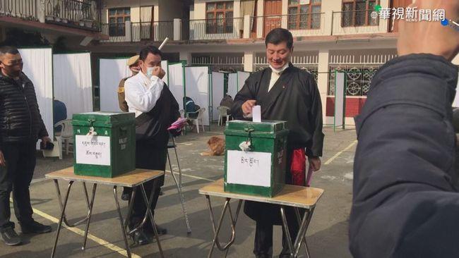 西藏流亡政府投票 選出司政與議員   華視新聞