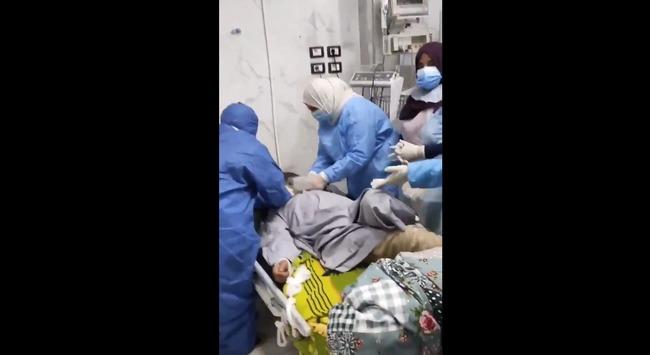 【影】埃及確診者疑缺氧喪命 當局澄清:醫療氧氣充足 | 華視新聞