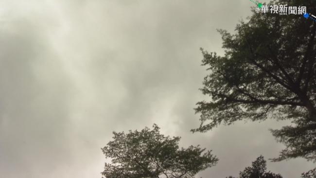 東北風增強!北北基大雨特報 週四下探10度 | 華視新聞