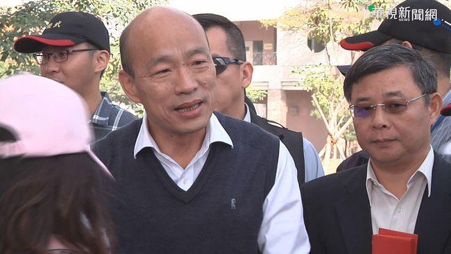 韓國瑜農曆年後復出? 林為洲:樂觀其成 | 華視新聞