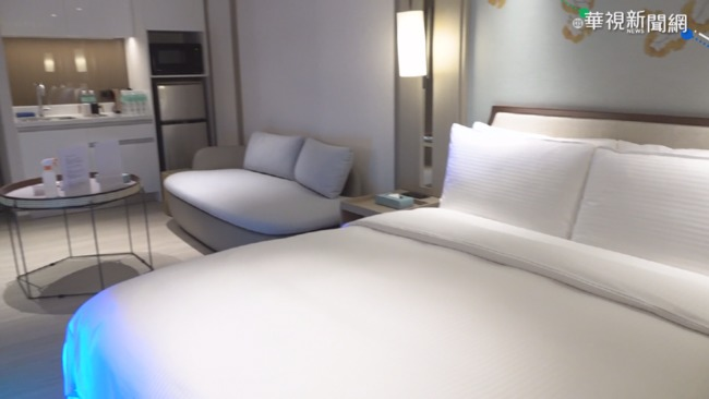 防疫旅館快客滿 北市今起僅限「天龍人」預訂 | 華視新聞