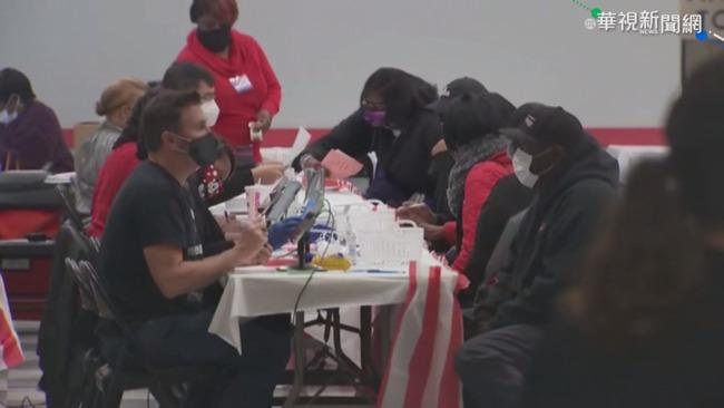 喬治亞州參議員選舉 第二輪投票登場 | 華視新聞