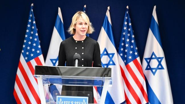 美駐聯大使下週訪台 將晉見總統、於外交部發表演說 | 華視新聞