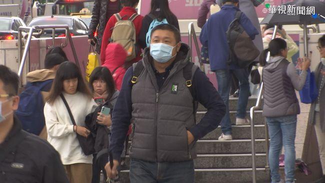 低溫特報續發「16縣市6℃以下」 30小時內仍冷爆... | 華視新聞