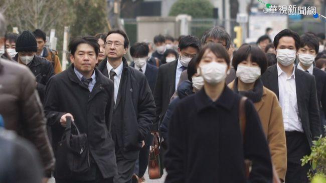 日本驚見全新變種新冠病毒 4受檢者來自巴西 | 華視新聞