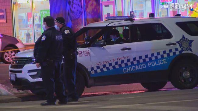 芝加哥槍擊3死4傷 槍手遭警方擊斃 | 華視新聞
