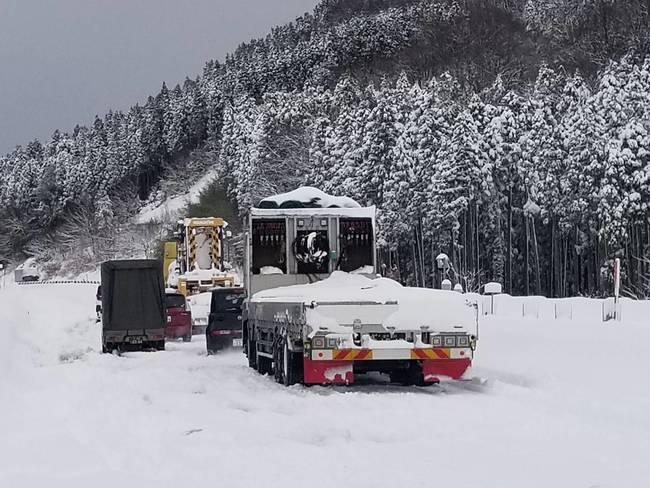 日本北陸連日大雪 釀11死、逾330人輕重傷 | 華視新聞
