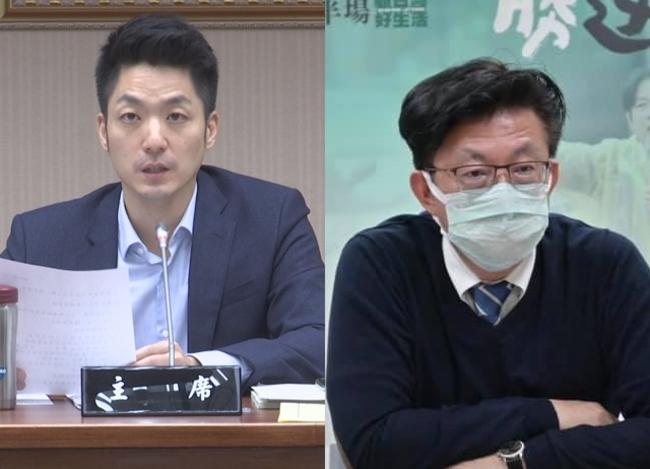 蔣萬安提案遭嗆 綠委郭國文:不要為洗白而偽善   華視新聞