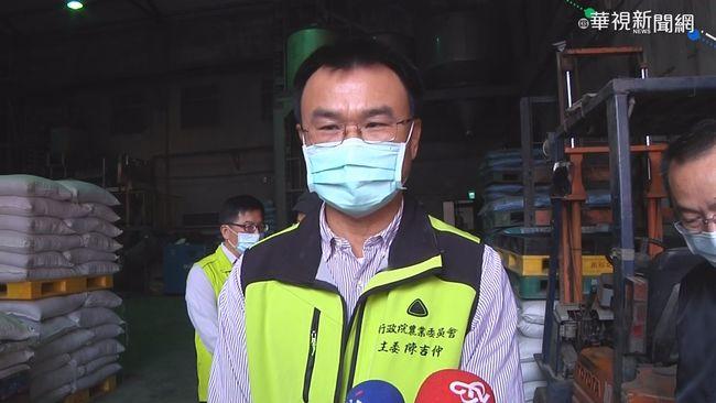 萊豬開放後豬價上漲! 陳吉仲:過年前合理波動範圍 | 華視新聞